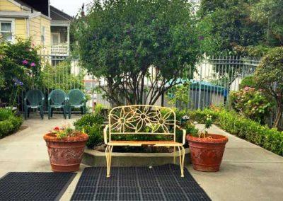 Providence Place - Garden