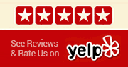 reviews on Yelp